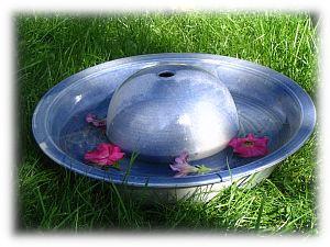 Zimmerbrunnen Keramik