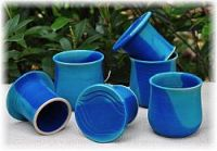 Butterkühler Keramik