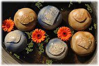 Schwimmsteine Keramik